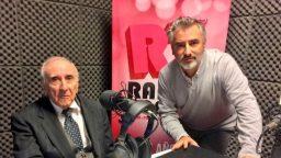 """Armando Ribas: """"El mundo vive como una mentira histórica que es la izquierda"""""""