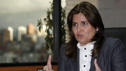 """Gloria Vidal: """"Han sido diez años bastante profundos en Ecuador"""""""