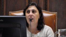 Paula Oliveto: A Luis D'Elia le haría una pericia psicológica