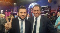 Diego Brancatelli: ¿Cuánto hace que no escuchamos buenas noticias a favor del pueblo?
