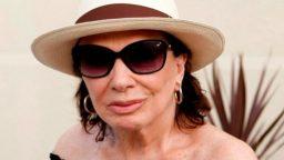 """Graciela Borges: """"Detrás del miedo está el gran banquete de la vida"""""""