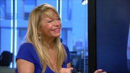"""Monica Eyherabide: """"Yo tiro buena onda y trato de que el otro siempre salga adelante"""""""