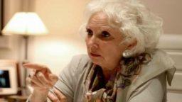 """Susana Rinaldi: """"Agradezco permanentemente a Dios por lo que me ha dado"""""""