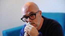 """Santiago Loza: """"Hay algo del encuentro que se pone en jaque en este momento"""""""