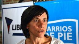 """Silvia Saravia: """"Estamos recibiendo los alimentos correspondientes a julio y estamos en septiembre"""""""