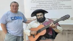 """Mario Perrotta: """"Cuando volví de la gira en España no quise cantar más"""""""