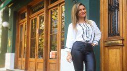 """Fernanda Arena: """"Soy una agradecida de poder hacer lo que me gusta"""""""