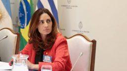 """Carla Pitiot: """"Tenemos que hablar de paridad de género en todos los ámbitos"""""""