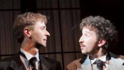 """Marcove y Sorrentino: """"Tenía ganas de que el público sintiera que allí están Kafka y Einstein"""""""