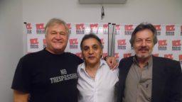 """Rubén Matos: """"Todas las cosas que hice la primera vez, fueron maravillosas en todas las áreas"""""""