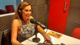 """Andrea Purita: """"Si tengo una fiesta voy y disfruto, el tema es volver al plan saludable diario"""""""