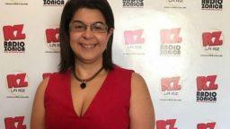 """Ginette Campos Rojas: """"Ya llegamos al punto donde el virus se hizo comunitario"""""""