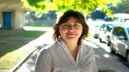 """Lucia Romano: """"El plan del gobierno es infundir el miedo para que la gente se quede en su casa"""""""