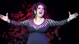 """Julia Calvo: """"Estoy en un viaje de placer en cada función"""""""