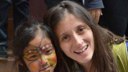 """Natalia Caruso: """"El proceso es pasar de ser víctima a sobreviviente del conflicto"""""""