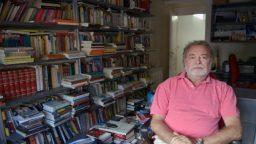 """Jorge Halperin: """"Los periodistas estamos muy atados a la anecdota"""""""