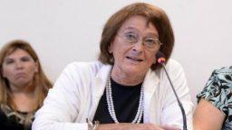 """Alcira Argumedo: """"Espero que la pandemia deje una enseñanza y podemos salir mejores"""""""