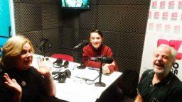 """Marta González: """"No tengo ganas de hacer televisión"""""""