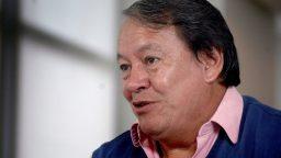 """Héctor Toty Flores: """"Yo no veo que haya un clamor para que vuelvan a lo anterior"""""""