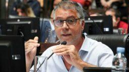 """Javier Andrade: """"La pandemia viene a desnudar una deuda estructural que tiene la ciudad"""""""