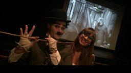 """Ilan Brandengurg y Eugenia Morales: """"La Linterna Mágica es uno de los primeros inventos pre-cine"""""""