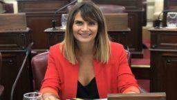 """Amalia Granata: """"El gobierno es responsable por todos los muertos"""""""