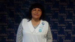 """Silvia Almazan: """"Hay una estrategia fuerte y continua de intentar disciplinar a los trabajadores"""""""