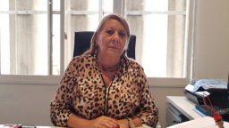 """Raquel Herrero: """"Estamos cerca de la gente que cada vez esta con mas angustia y mas necesidades"""""""