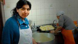 Margarita Barrientos: Mejor es dar trabajo que un plan social