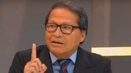 """Marcos Ibazeta: """"La corrupción se ha introducido en los líderes políticos"""""""